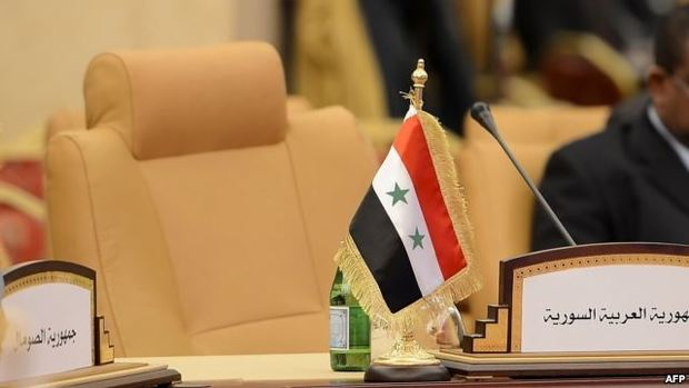 چراغ سبز عربستان به سوریه