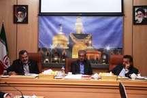 امضاء تفاهم نامه طرح تکاپو با حضور وزیران کار و ارتباطات در مشهد