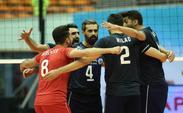 حریفان تیم ملی والیبال در دور دوم قهرمانی آسیا مشخص شد