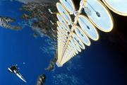 چینی ها در فضا نیروگاه خورشیدی میسازند