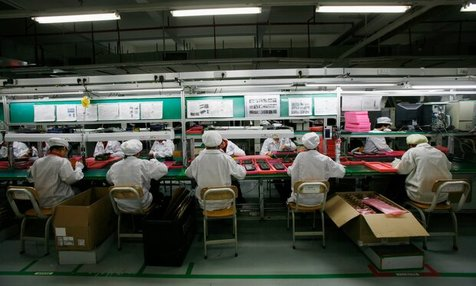 """بیگاری """"آمازون"""" از صدها نوجوان در کارخانه های چینی"""