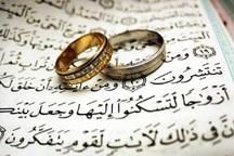 ازدواج در شهرضا 21درصد کاهش یافت