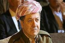 بارزانی: ایران میتواند با نفوذش به حل اختلافات بغداد و اربیل کمک کند