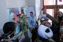 گلباران محل تولد امام خمینی در روز 12 بهمن برگزار شد