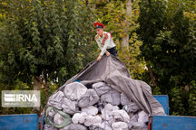 ۳.۵ میلیارد ریال کالای قاچاق در تنگستان کشف شد