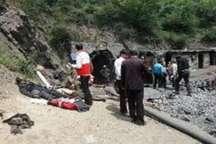 دستور ویژه معاون اول رئیسجمهوری برای رسیدگی به مصدومان و محبوسان حادثه انفجار معدن در آزادشهر