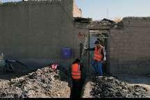 عملیات گازرسانی به ۴۰ روستای جوانرود بزودی آغاز میشود