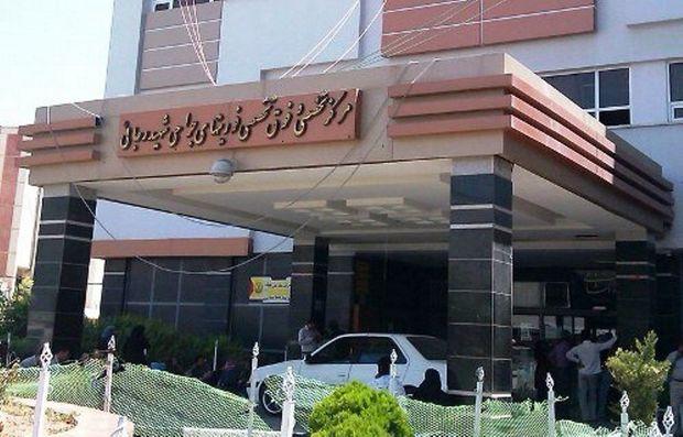تشخیص اشتباه کار دست جراح بیمارستان شهید رجایی شیراز داد
