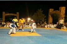 مسابقات ورزشی جام رمضان در سبزوار برگزار شد