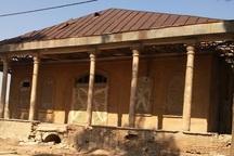 مرمت و بازسازی خانه فخرالدوله شهرری آغاز شد