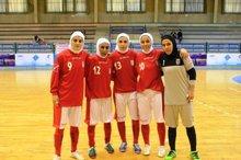 چهار بانوی دهلرانی به اردوی تیم ملی فوتسال دعوت شدند