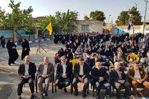 ۵۵ هزاردانشآموز بروجردی سالتحصیلی جدید را آغاز کردند