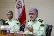 فرمانده انتظامی فارس:برخی موضوعات را نمیتوان براحتی اطلاعرسانی کرد