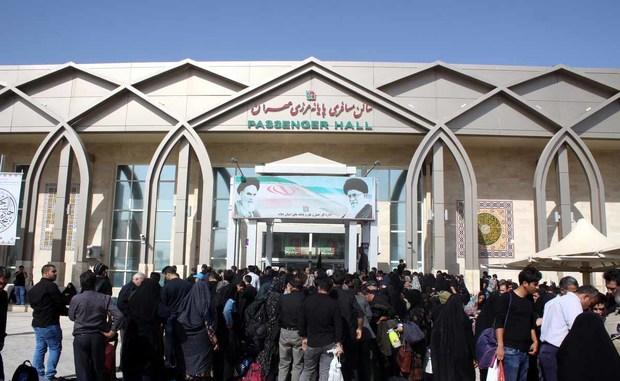 127 هزار نفر از مرز مهران امد و شد کردند