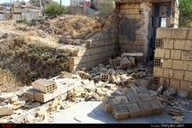 تیشهی زلزله بر پیکر خانههای مسجدسلیمان از دریچه دوربین ایلنا