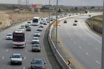 ترافیک در  کندوان و هراز سنگین است