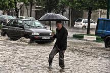 سیلابی شدن مسیل های زنجان باورود سامانه بارشی جدید محتمل است