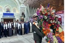 اعضای شورای هماهنگی با آرمان های امام راحل تجدید میثاق کردند