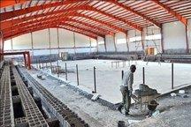 کردستان 36 پروژه ورزشی نیمه تمام دارد