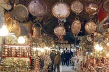لذت خرید نوروزی در زیر طاق های آجری بازار ارومیه