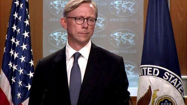 اظهارات سخیف برایان هوک در مورد ایران