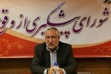 دولت مصوبه انتقال زندانهای کرج به خارج شهر را عملیاتی کند