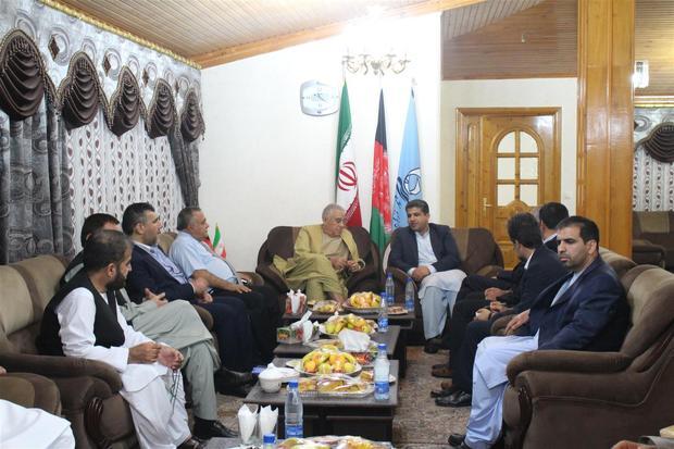 دولت ایران به عنوان حامی افغانستان نقش مهمی در توسعه این کشور دارد