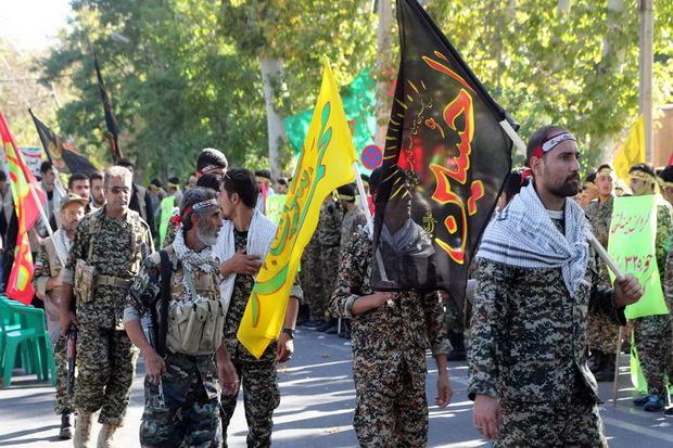 رزمایش خدمت نشانه پایبندی مردم به آرمانهای انقلاب اسلامی است