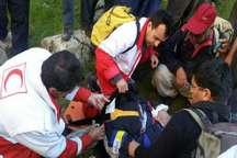 دومین عملیات امداد و نجات هلال احمر کامیاران طی هفته گذشته انجام شد