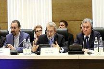نشست کمیسیون پارلمانی مشترک ایران و روسیه با حضور لاریجانی برگزار شد