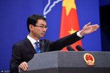 چین: هیچکس خواستار بروز جنگ در دریای عمان نیست
