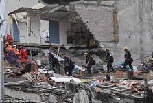 سه زلزله در یک ماه+ تصاویر