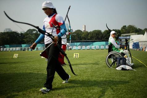 زهرا نعمتی و جلالیپور از کسب مدال بازماندند