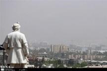 کیفیت هوای چهار منطقه مشهد در وضعیت هشدار است