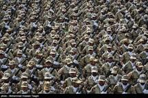 مراسم بزرگداشت روز ارتش در استان خراسانرضوی برگزار شد