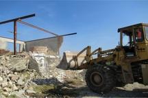 اجرای 15 مورد قلع و قمع ساخت و ساز غیر مجاز در بهشهر