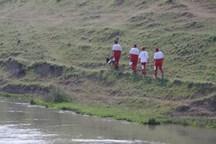 جسد دختر9 ساله  در رودخانه کرج کشف شد
