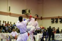 تیم کاراته شهرداری انزلی جزء هشت تیم برتر  کشور قرار گرفت