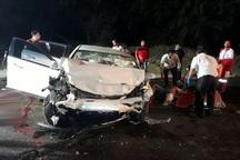 تصادف در محور بجنورد- جنگل گلستان 2 کشته داشت