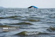 تراز فعلی دریاچه ارومیه بیش از 2 متر با تراز اکولوژیک فاصله دارد