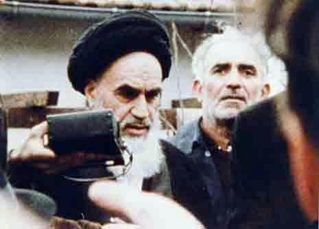 توصیف خبرنگار امریکایی از امام چگونه بود؟