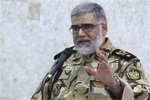جانشین فرمانده کل ارتش: نیروهای داعش به 40 کیلومتری مرز ایران برسند نابود می شوند