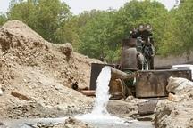 90 درصد چاه های غیر مجاز اسدآباد مسدود شد