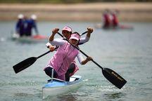 کسب مدال برنز آسیا توسط قایقران همدانی