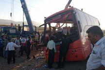 انتشار جزییات اولیه سانحه اتوبوس حامل دانشآموزان هرمزگانی