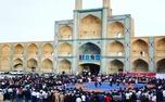 برگزاری مسابقات کشتی پهلوانی جام تختی در یزد
