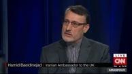 بعیدینژاد: بازگشت ایران به سیاست غنیسازی صفر، غیرممکن است/ سیاستهای آمریکا در قبال ایران، متناقض است/ آمریکا در ایجاد اجماع برای تحریمها علیه ایران شکست خورده است