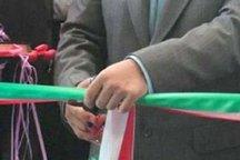 پنج طرح عمرانی خدماتی در ایرانشهر به بهره برداری رسید