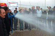 2 طرح آبرسانی روستایی در داراب به بهره برداری رسید