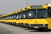 ناوگان اتوبوسرانی قزوین تا پایان سال نوسازی می شود
